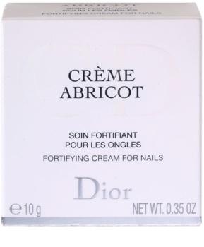 Dior Crème Abricot cremă pentru unghi