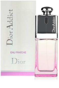 Dior Dior Addict Eau Fraîche (2012) Eau de Toilette voor Vrouwen  50 ml