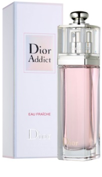 Dior Dior Addict Eau Fraîche (2012) toaletní voda pro ženy 30 ml