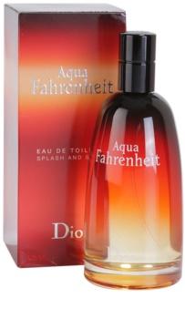 Dior Fahrenheit Aqua woda toaletowa dla mężczyzn 125 ml