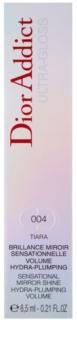 Dior Dior Addict Ultra-Gloss Luciu de buze hidratant pentru un volum suplimentar
