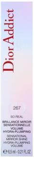 Dior Dior Addict Ultra-Gloss hidratáló és tömegnövelő szájfény