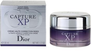 Dior Capture XP crema de zi pentru contur  ten uscat