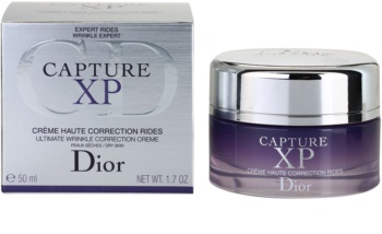 Dior Capture XP denní protivráskový krém pro suchou pleť