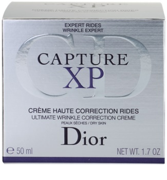 Dior Capture XP denný protivráskový krém pre suchú pleť