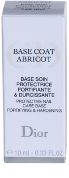 Dior Base Coat Abricot Base Coat Nail Polish