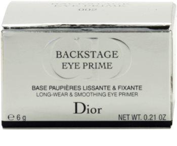 Dior Backstage podkladová báze pod oční stíny