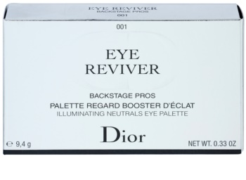 Dior Backstage Eyeshadow Palette