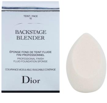 Dior Backstage спонжик для тонального засобу