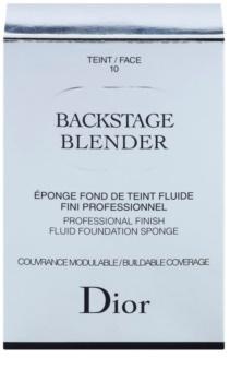Dior Backstage hubka na make-up
