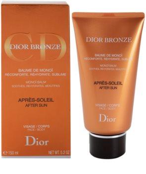 Dior Bronze krém po opalování na obličej a tělo