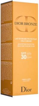 Dior Dior Bronze aufhellendes Schutzöl zum Bräunen SPF30
