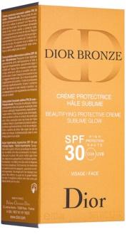 Dior Dior Bronze crème éclaircissante protection solaire SPF 30