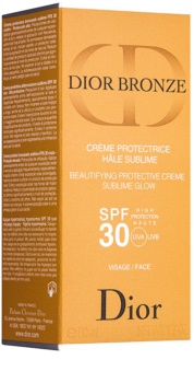 Dior Dior Bronze crème éclaircissante protection solaire SPF30