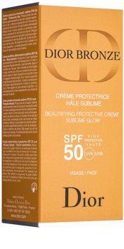 Dior Dior Bronze Verhelderende Beschermende Crème SPF 50