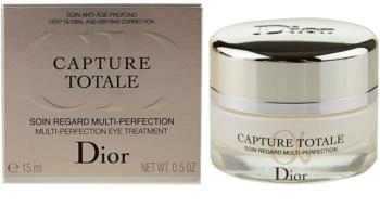 Dior Capture Totale Augenpflege gegen Falten