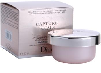 Dior Capture Totale creme de dia antirrugas para peles normais a mistas recarga