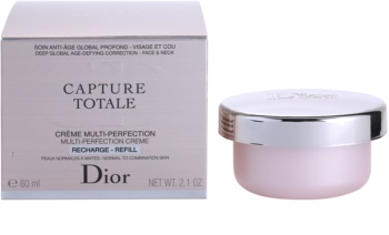 Dior Capture Totale Anti-Wrinkle Moisturiser for Normal to Combination Skin Refill