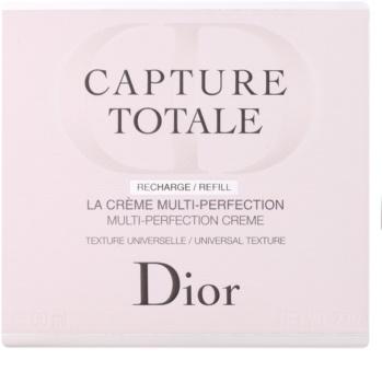Dior Capture Totale fiatalító krém arcra és nyakra. utántöltő