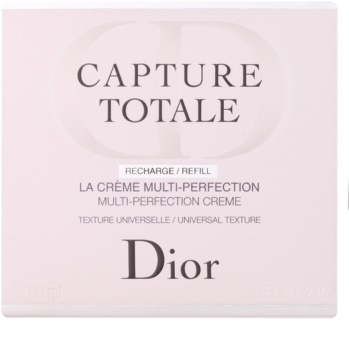 Dior Capture Totale Rejuvenating Face and Neck Cream Refill