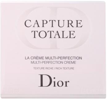 Dior Capture Totale tápláló fiatalító krém az arcra és a nyakra