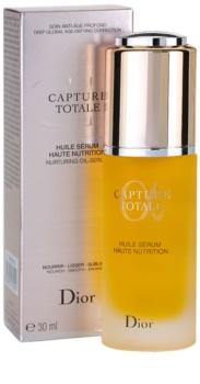 Dior Capture Totale sérum de aceite nutritivo con efecto antiarrugas