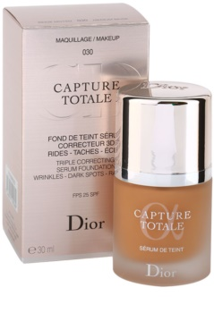 Dior Capture Totale make-up proti vráskám