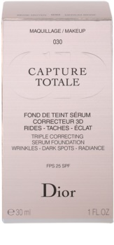 Dior Capture Totale tональні засоби проти зморшок