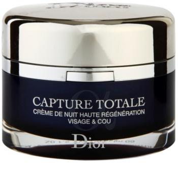 Dior Capture Totale intensive Nachtcreme zur Revitalisierung der Haut