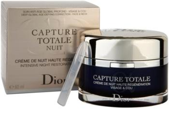 Dior Capture Totale intenzívny nočný krém pre revitalizáciu pleti