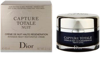 Dior Capture Totale Intensieve Nachtcrème voor Revitalisatie van de Huid