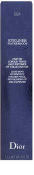 Dior Eyeliner Waterproof svinčnik za oči s šilčkom