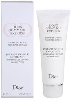 Dior Cleansers & Toners tisztító peeling minden bőrtípusra