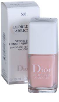 Dior Diorlisse Abricot Versterkende Nagellak