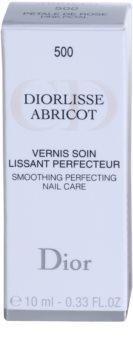Dior Diorlisse Abricot Strengthening Nail Polish
