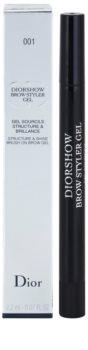 Dior Diorshow Brow Styler Gel gel na obočí s aplikátorem