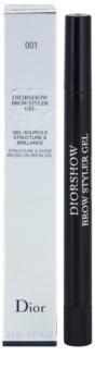 Dior Diorshow Brow Styler Gel gél na obočie s aplikátorom