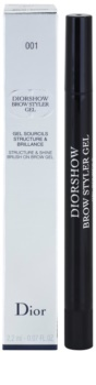 Dior Diorshow Brow Styler Gel gel za obrvi z aplikatorjem