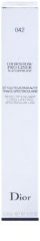 Dior Diorshow Pro Liner водостійка підводка для очей
