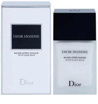 Dior Homme (2011) balzám po holení pro muže 100 ml