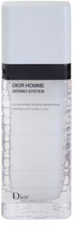 Dior Homme Dermo System obnovující pleťová voda po holení