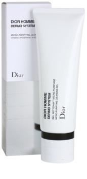 Dior Homme Dermo System Cleansing Gel