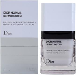 Dior Homme Dermo System erneuernde feuchtigkeitsspendende Emulsion