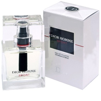 dior dior homme sport eau de toilette f r herren 50 ml. Black Bedroom Furniture Sets. Home Design Ideas