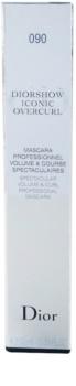 Dior Diorshow Iconic Overcurl Volumen-Mascara für geschwungene Wimpern