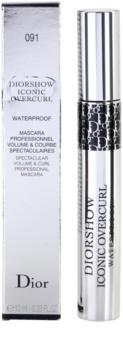 Dior Diorshow Iconic Overcurl riasenka pre objem a natočenie rias vodeodolná