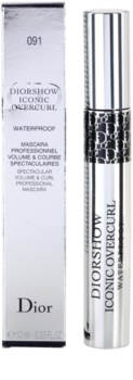 Dior Diorshow Iconic Overcurl Volumizing and Curling Mascara Waterproof
