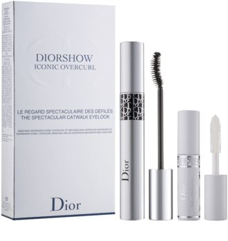 Dior Diorshow Iconic Overcurl kosmetická sada V.