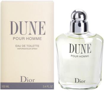 Dior Dune pour Homme eau de toilette para hombre 100 ml