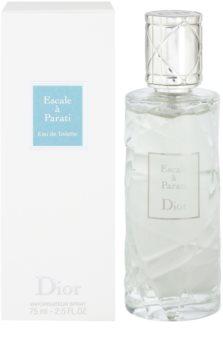 Dior Les Escales de Dior Escale a Parati toaletní voda unisex 75 ml